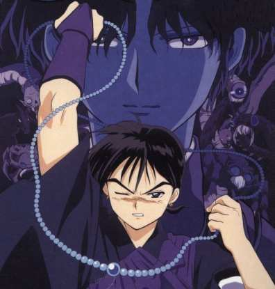 very cool pic of Miroku